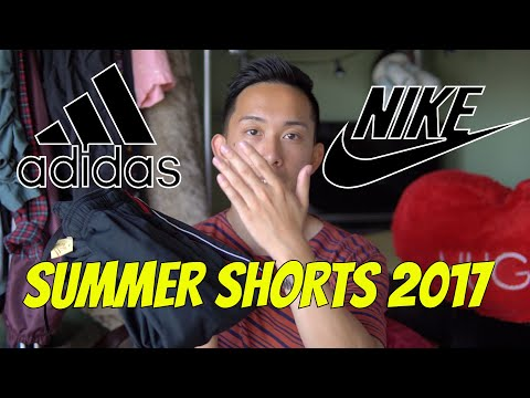 Thrift Store Haul - Summer Shorts and Trackpants | @KenAndrewDaily