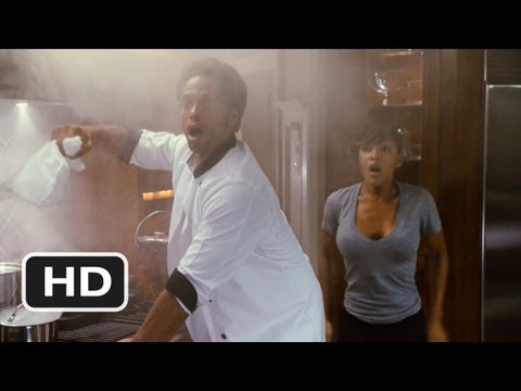 Jumping the Broom #6 Movie CLIP - It's Burning (2011) HD