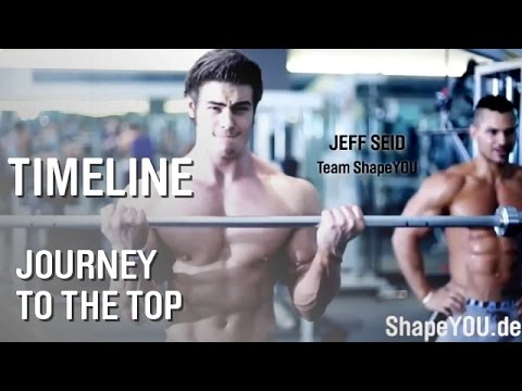 jeff seid - Jeff Seid is the youngest IFBB-Pro of all times and with over 2 million fans on facebook he is one of the most popular fitness-models in the US. This Mini-Mo...