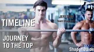 Jeff Seid's timeline   journey to the top