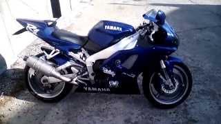 7. YAMAHA YZF R1-Кредит 2001 года.www.motobaza.biz