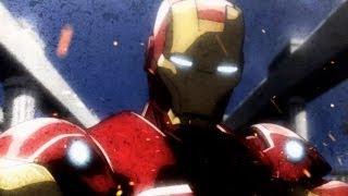 Iron Man  Rise Of Technovore Trailer