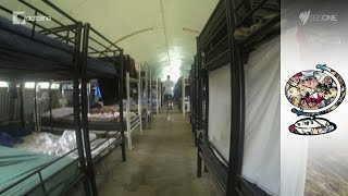 The Inside Story (2014): Inhumane conditions, self-harming and mismanagement: the shocking claims about life inside the Nauru and Manus Island detention cent...