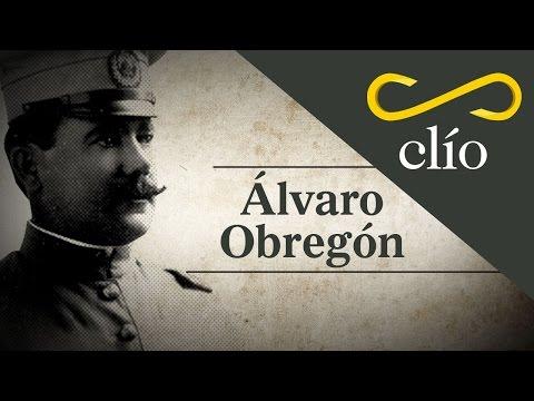 Minibiografía. Álvaro Obregón