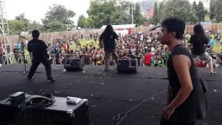 JAGAL brutal deathmetal at Distorsi tanah leluhur