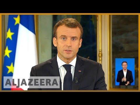 🇫🇷Macron addresses the nation; announces rise in minimum wage | Al Jazeera English