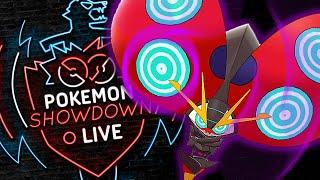 Enter ORBEETLE! Pokemon Sword and Shield! Orbeetle Pokemon Showdown Live! by PokeaimMD