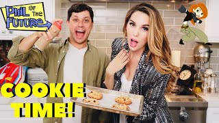 """Back to the Phil of the Future Cookies with Raviv """"Ricky"""" Ullman!!!"""