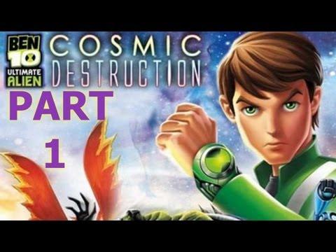 Ben 10 Ultimate Alien : Cosmic Destruction Xbox 360