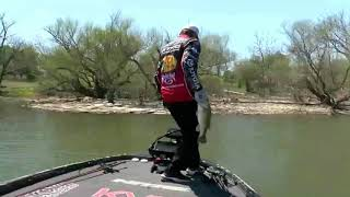 KVD's late kicker - day 3 Grand Lake 2018