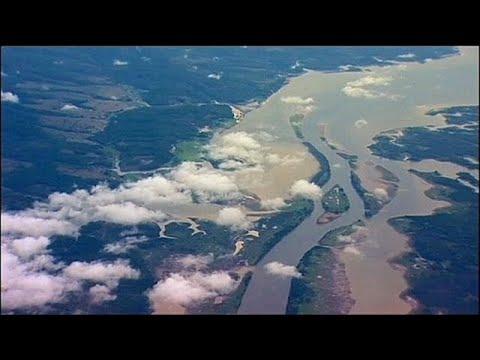 Αμαζόνιος: Ένα βήμα πριν από την κλιματική… άβυσσο