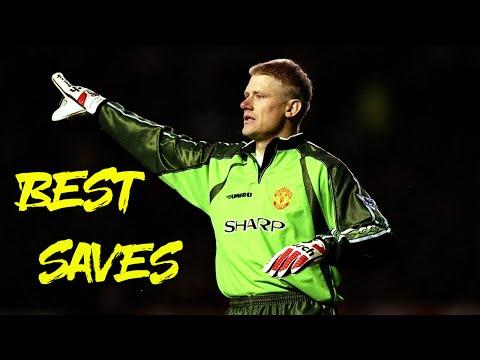 Peter Schmeichel ● The Legend ● Best Saves & Goals (видео)