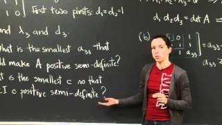 Final Exam Problem Solving | MIT 18.06SC Linear Algebra, Fall 2011