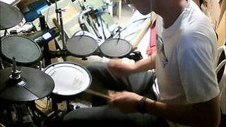 Time to Dance (The Shoes) Drum Cover