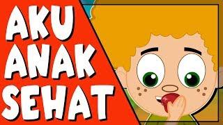 Aku Anak Sehat   Aku Anak Sehat Lagu Anak Terpopuler   Lagu Anak TV