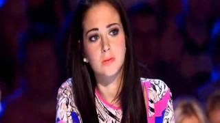 X Factor Auditions 2011 - Jonjo Kerr HD Amazing!!!!! Must Watch