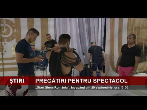 """Start Show România"", începând din 20 septembrie, ora 13:00, la Național TV"