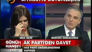 Video Une Présentatrice s'évanouit EN DIRECT ( Spiker Seda Selek, canlı yayında bayıldı ) MP3, 3GP, MP4, WEBM, AVI, FLV Mei 2017