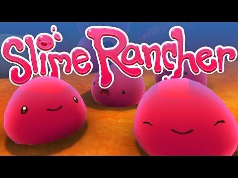 FARMING SOME SLIME!  Slime Rancher