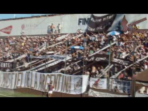 La Hinchada Calamar | Platense 1 - 2 Colegiales | Fecha 18 | Campeonato 2013/2014 - La Banda Más Fiel - Atlético Platense
