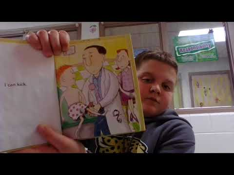 Hello Doctor Read by Mason Cook