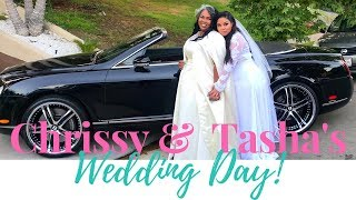 Video Chrissy Tashas Wedding 2018 Lesbian Wedding Mp3 3gp Mp4 Webm