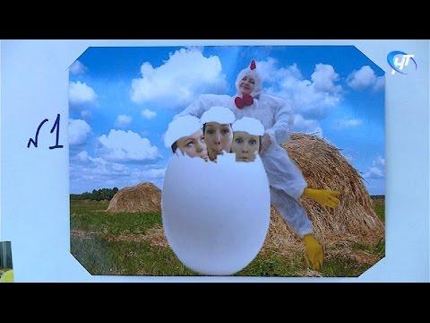 «Яичный фейерверк» состоялся в Институте сельского хозяйства и природных ресурсов НовГУ