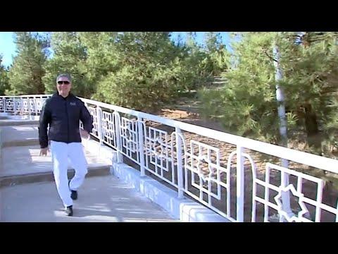 Президент Гурбангулы Бердымухамедов прогулялся по Тропе здоровья