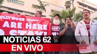 Inquilinos protestan en Los Ángeles – Noticias 62 - Thumbnail