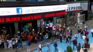 "One Republic's ""Good Life"": Your 3 Words Live on GMA 9/8/2011"