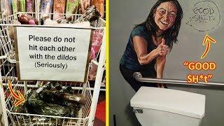 Video 10+ Hilarious Times Shops Made Their Customers Laugh Out Loud MP3, 3GP, MP4, WEBM, AVI, FLV Agustus 2018