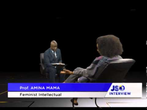 JSO Interview, Amina Mama, 27th June Part 1