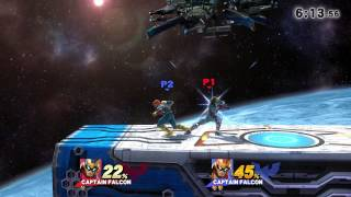 How to make a comeback with Captain Falcon