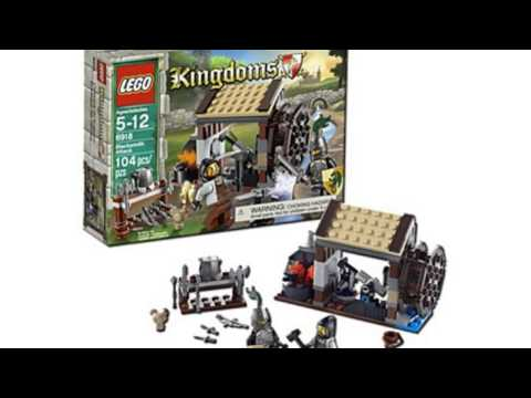 Video YouTube video advertisement of the Kingdoms Blacksmith Attack 6918
