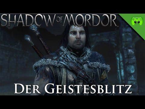 MORDORS SCHATTEN # 8 - Der Geistesblitz «» Let's Play Mittelerde Mordors Schatten | HD