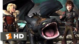 Video How to Train Your Dragon 2 - Dragon Trappers Scene   Fandango Family MP3, 3GP, MP4, WEBM, AVI, FLV Maret 2019