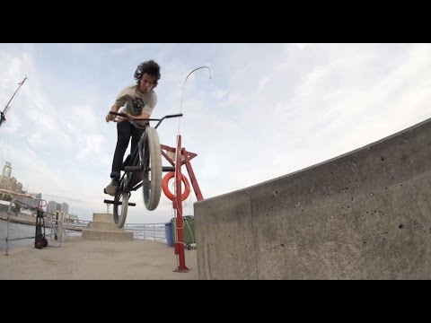 BMX STREET - Ryan Eles  video