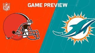 Browns vs Dolphins (Week 3 Preview) | Around the NFL Podcast | NFL by NFL