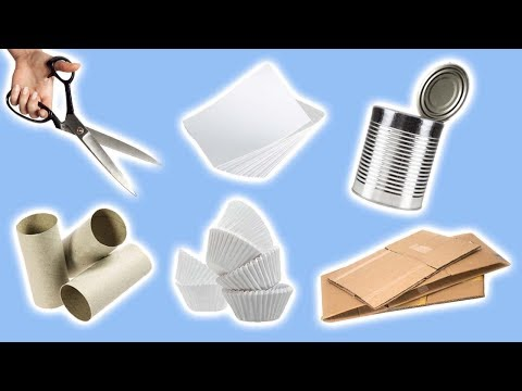 5 DIY's You Need To Recycle Before You Throw Them Out #9