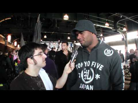 Alistair Overeem talks Strikeforce heavyweight tournament