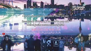 BTS - 'MIC Drop' ft. Desiigner (Steve Aoki Remix) Lyrics [Eng, Rom ,Han, Ar]