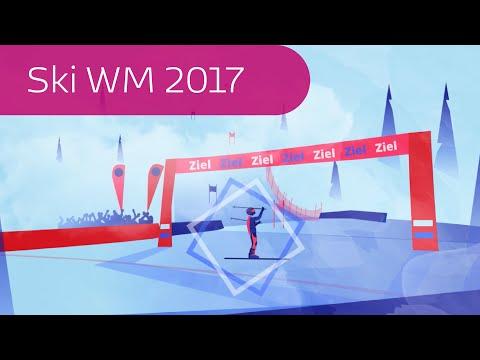 Die Ski-WM 2017 - Disziplinen und Regeln in 3 Minuten erklärt