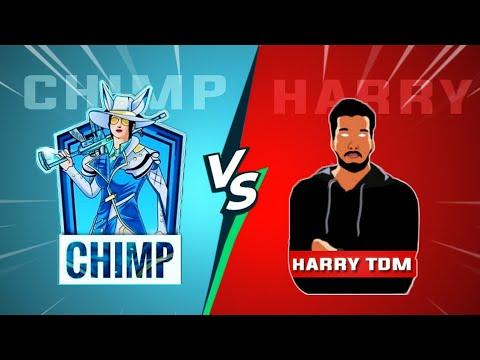 HarryTDM vs CHIMP ::   90fps vs 60fps !