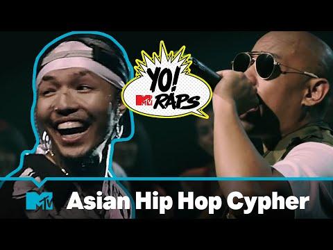 Yo! MTV Raps Cypher ft. Owen Ovadoz, Lil J, Youngohm & A. Nayaka | MTV Asia
