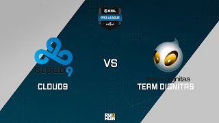 C9 vs Dignitas, game 1