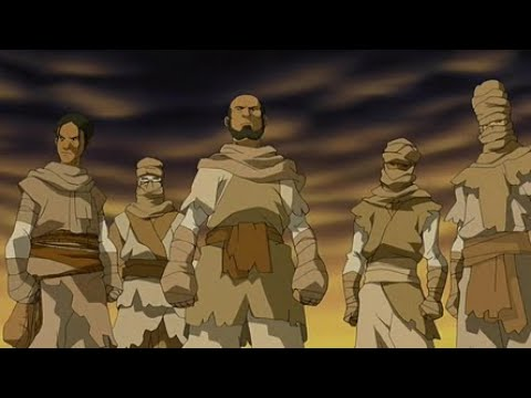 Sandbenders Explained (Avatar: The Last Airbender)