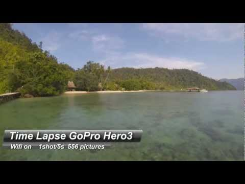 Gopro Hero3 Black Edition Time-Lapse Video Test