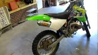 9. 2004 Kawasaki kdx 200