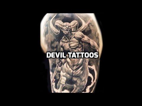 Devil Tattoos - Best Devil Tattoo Designs 2018 HD