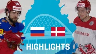 Russia picked up its fourth win of the tournament to place them atop the group standings in Germany. Thank you for watching, stay tuned for even more action ...